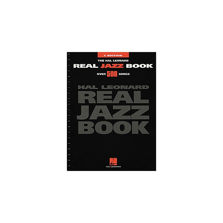 Hal Leonard Real Jazz Book