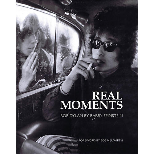 Vision On Real Moments - Photographs of Bob Dylan 1966-1974 Omnibus Press Series Hardcover-thumbnail