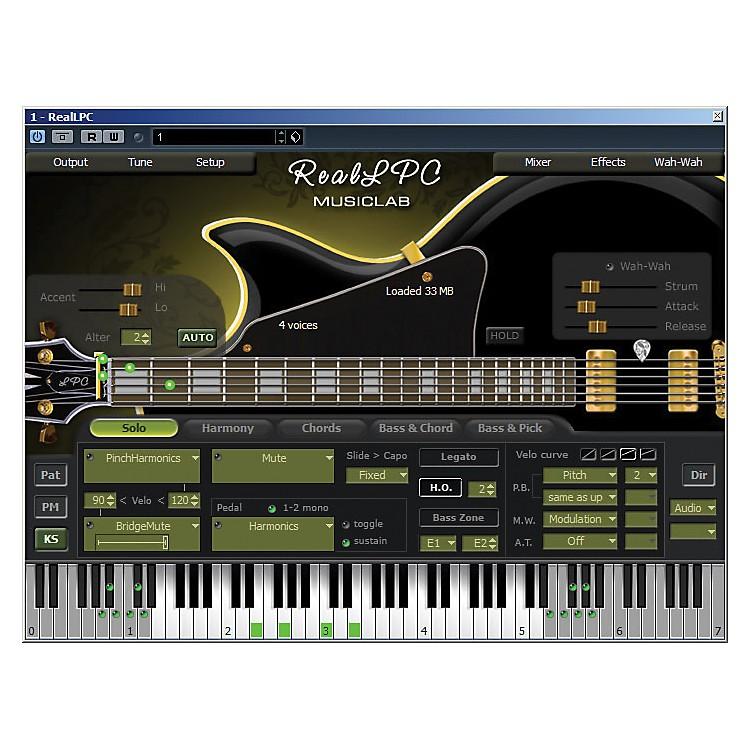 MusicLabRealGuitarLPC
