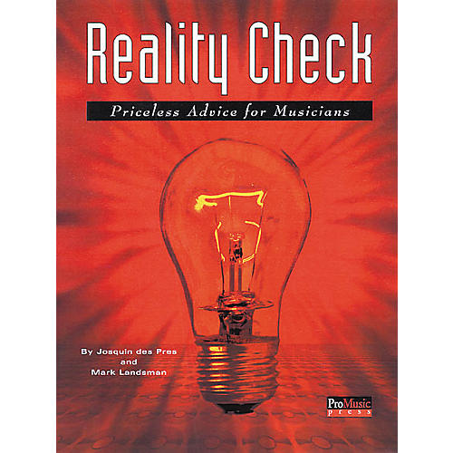 ArtistPro Reality Check - Advice for Musicians Book-thumbnail