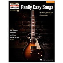 Hal Leonard Really Easy Songs Deluxe Guitar Play-Along Volume 2 Book/Audio Online