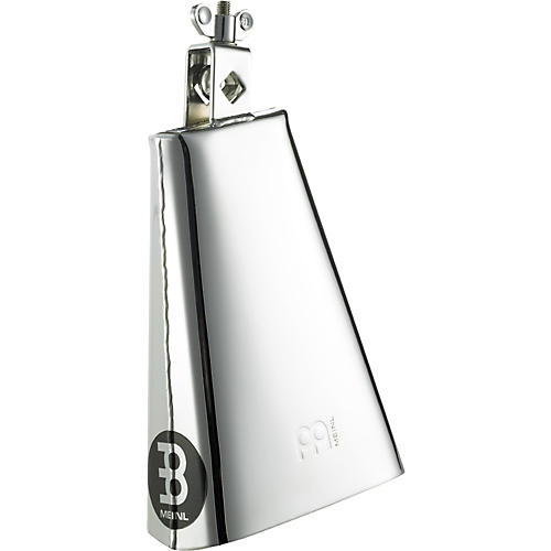 Meinl Realplayer Steelbell Cowbell Big Mouth  8 Inches
