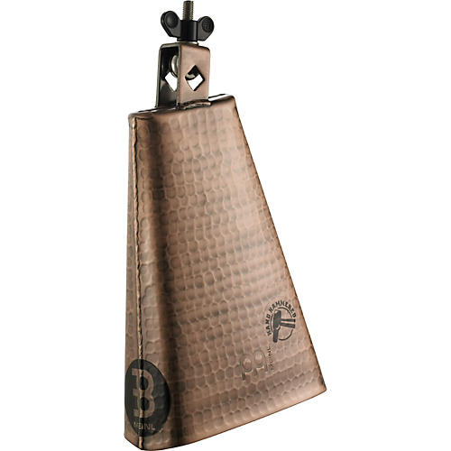 Meinl Realplayer Steelbell Hand Hammered Cowbell Copper