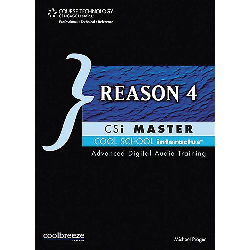 Hal Leonard Reason 4 CSI Master (DVD-ROM)-thumbnail