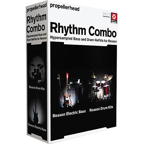 Propellerhead Reason 4 Rhythm Combo Bundle-thumbnail