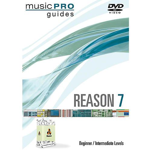 Hal Leonard Reason 7 Beginner/Intermediate DVD Music Pro Series