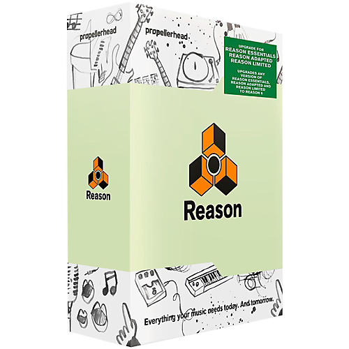 Propellerhead Reason 7 for Ltd/Adapted/Essentials Owners
