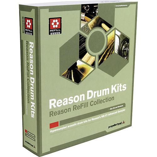 Propellerhead Reason Drum Kits Refill