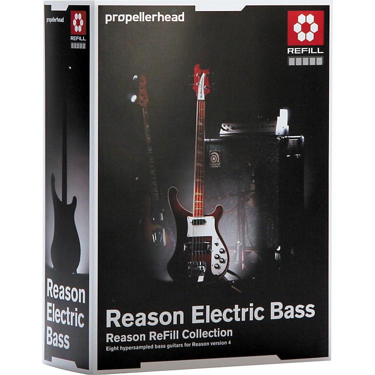 PropellerheadReason Electric Bass Refill