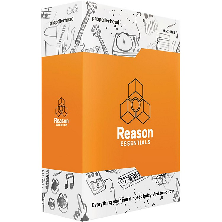 PropellerheadReason Essentials 2