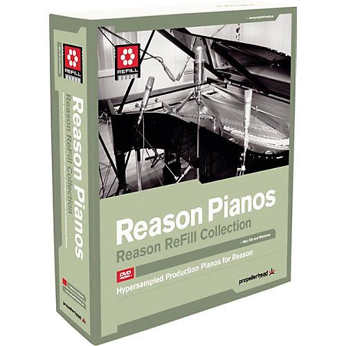 Propellerhead Reason Pianos 1.0 ReFill