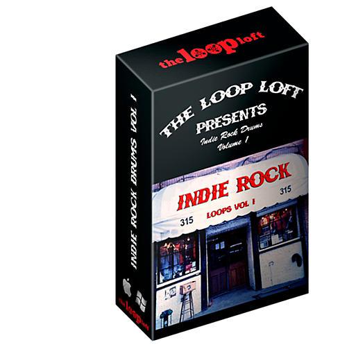 The Loop Loft Reason ReFill - Indie Rock Drums Vol 1 Software Download-thumbnail