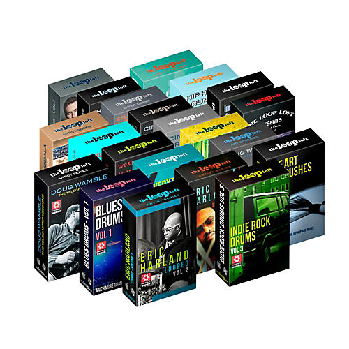 The Loop Loft Reason ReFill Bundle - 21 Custom Collections Software Download
