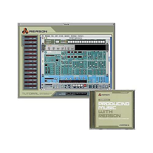 M-Audio Reason Tutorial (CD-ROM)