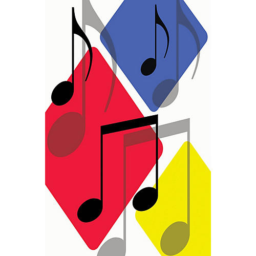 SCHAUM Recital Program #82 - Primary Colors Educational Piano Series Softcover