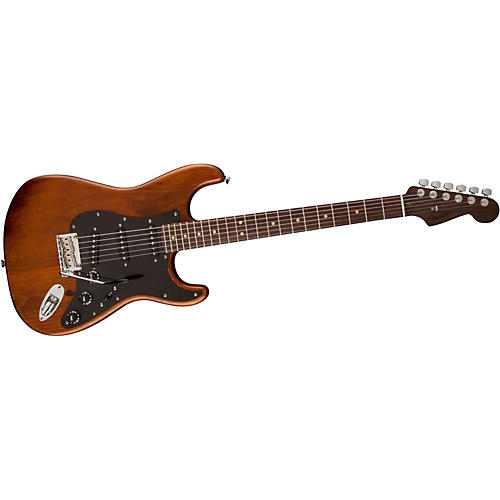 Fender Reclaimed Eastern Pine Stratocaster Electric Guitar-thumbnail