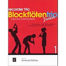 Carl Fischer Record Trio Junior Volume 1