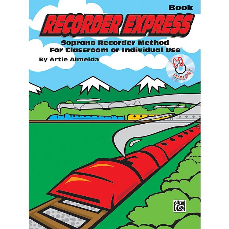 AlfredRecorder Express (Book/CD)