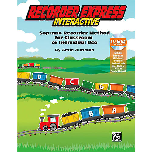 Alfred Recorder Express Interactive Interactive CD for Whiteboard-thumbnail
