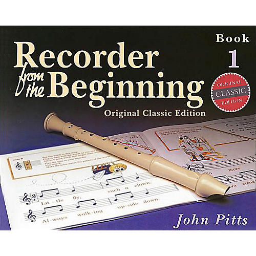 Music Sales Recorder from the Beginning - Book 1 (Classic Edition) Music Sales America Series Written by John Pitts-thumbnail