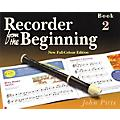Music Sales Recorder from the Beginning - Book 2 (Full Color Edition) Music Sales America Series by John Pitts-thumbnail
