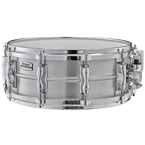 yamaha recording custom aluminum snare drum. Black Bedroom Furniture Sets. Home Design Ideas