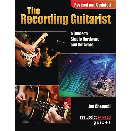 Hal Leonard Recording Guitarist Book-thumbnail