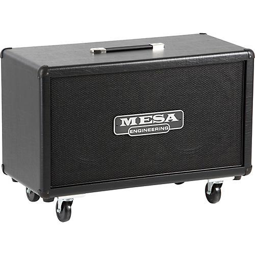Mesa Boogie Rectifier 120W 2x12 Horizontal Guitar Speaker Cabinet-thumbnail