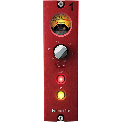 Focusrite Red 1 500 Series Microphone Pre