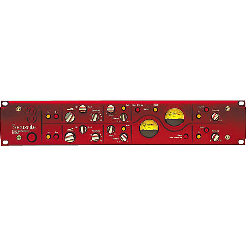 Focusrite Red 3 Dual Compressor Limiter