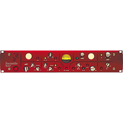 Focusrite Red 7 Mic Preamp with Dynamics-thumbnail
