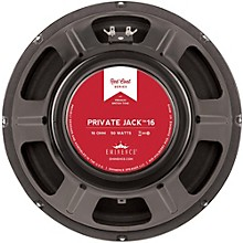 "Eminence Red Coat Private Jack 12"" 50W Guitar Speaker 16 Ohm"