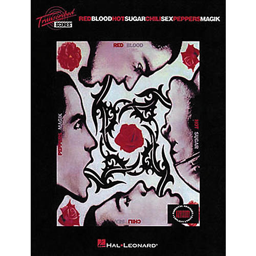 Hal Leonard Red Hot Chili Peppers - BloodSugarSexMagik Transcribed Score Book