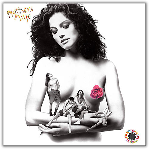 Universal Music Group Red Hot Chili Peppers - Mother's Milk Vinyl LP-thumbnail