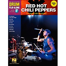 Hal Leonard Red Hot Chili Peppers Drum Play-Along Vol. 31 (Book/CD)