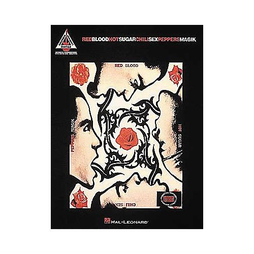 Hal Leonard Red Hot Chili Peppers Guitar Blood Sugar Sex Magik Guitar Tab Songbook