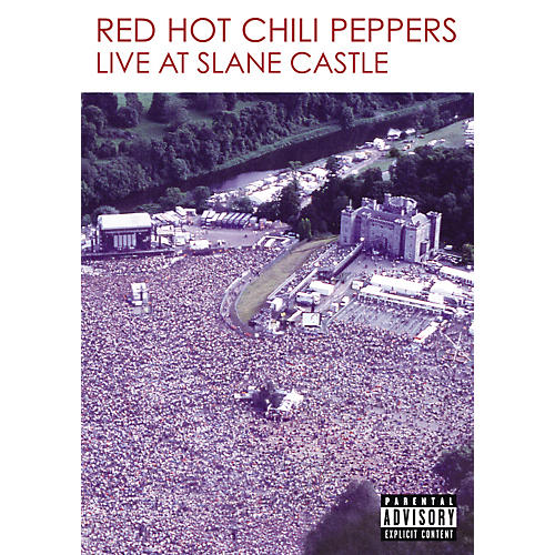 Alfred Red Hot Chili Peppers Live At Slane Castle (DVD)-thumbnail