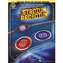 Hal Leonard Red Hot Chili Peppers Stadium Arcadium Special Edition Guitar Tab Songbook with 2 CDs