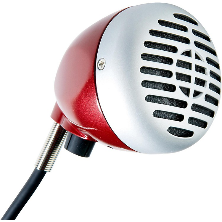 Digital Reference Red Howler Harmonica Mic