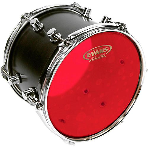 Evans Red Hydraulic Drum Head 10 in.