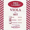 Super SensitiveRed Label Viola String SetSub-Mini (11 IN)