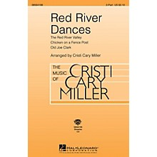 Hal Leonard Red River Dances 2-Part arranged by Cristi Cary Miller