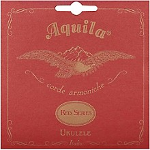 AQUILA Red Series 87U Tenor Ukulele Strings (GCEA Tuning)