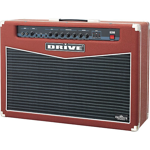 Drive Red Special MRG200 DSP 2x12 Guitar Amp