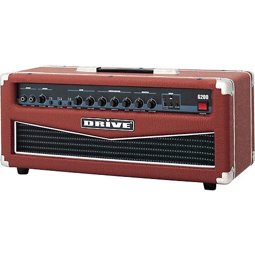 Drive Red Special MRG200H 200W Guitar Amp Head