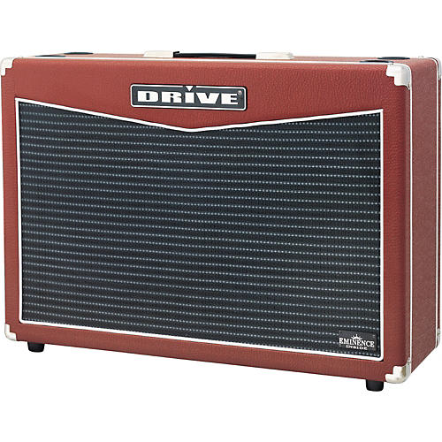 Drive Red Special MRG212L 2x12 Guitar Extension Cabinet