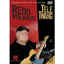Hal Leonard Redd Volkaert Tele Twang - Instructional & Performance Guitar DVD
