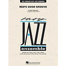 Hal Leonard Red's Good Groove Jazz Band Level 2 Arranged by Terry White
