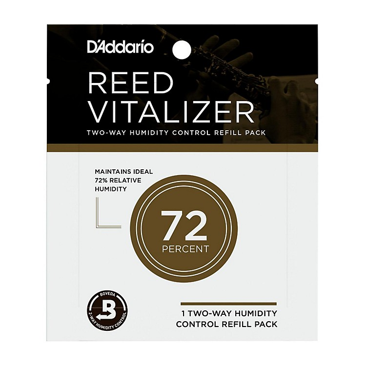 Rico Reed Vitalizer Single Refill  73%