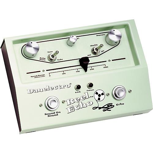 Danelectro Reel Echo Tape Simulator Pedal